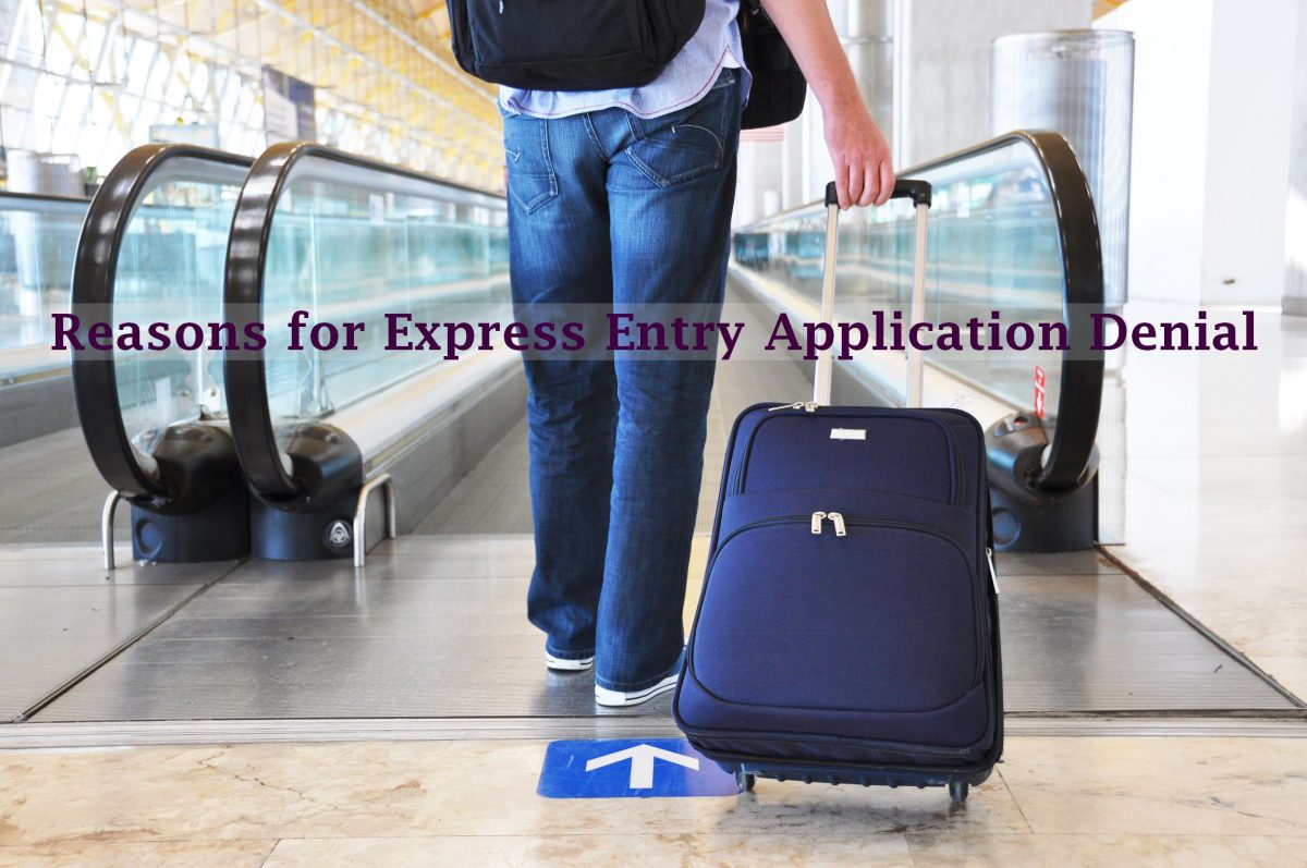 Reasons for Express Entry Application Denial