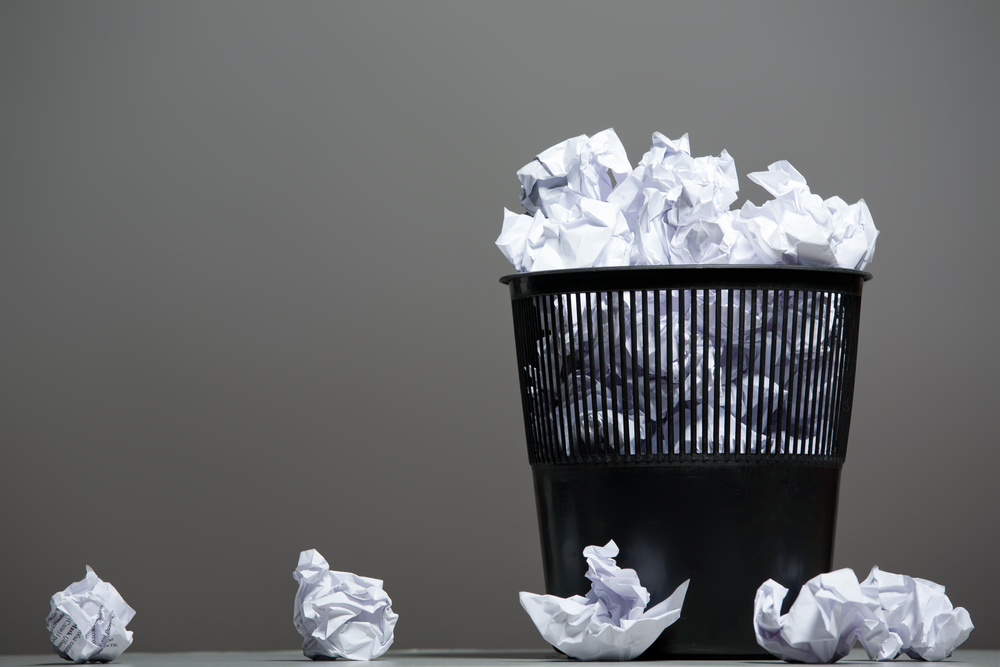 Eliminate Resume errors to eliminate the competition