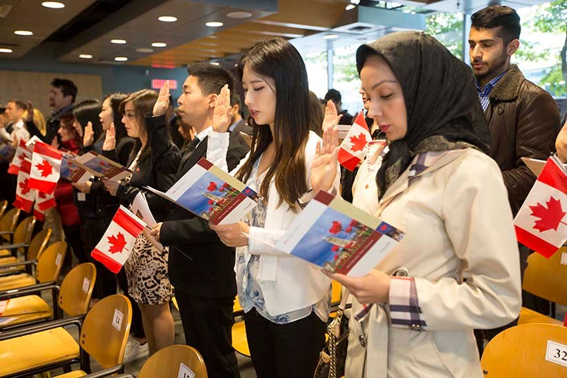 How to become a Canadian Citizen
