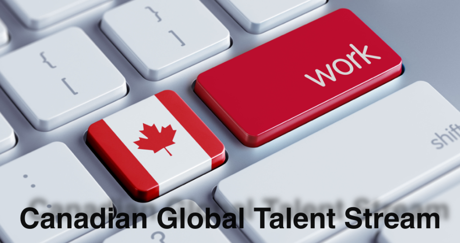 How to apply for Canadian Global Talent Stream