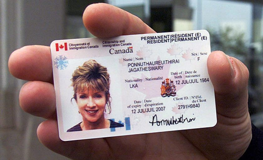 Green Card Holder To Travel Canada