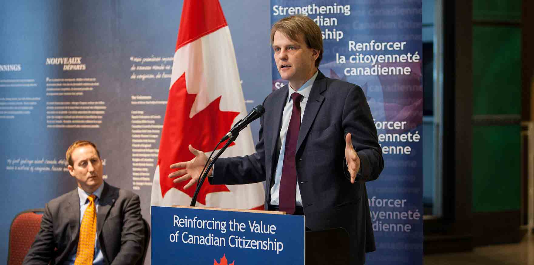New Canadian Citizenship Act