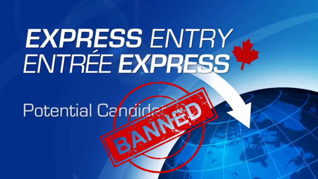How To Not Get Banned In Canada On Your Express Entry Profile