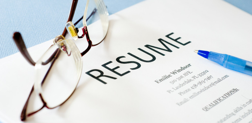 Do you have a Resume or CV (For a Job in Canada) ?