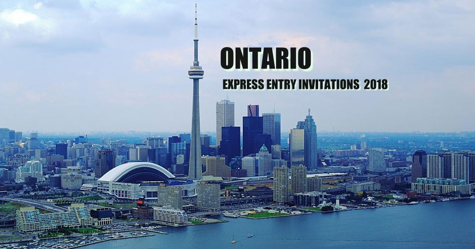 """The Province of Ontario Extends Fresh """"EXPRESS ENTRY"""" invitations to 100's of People!"""