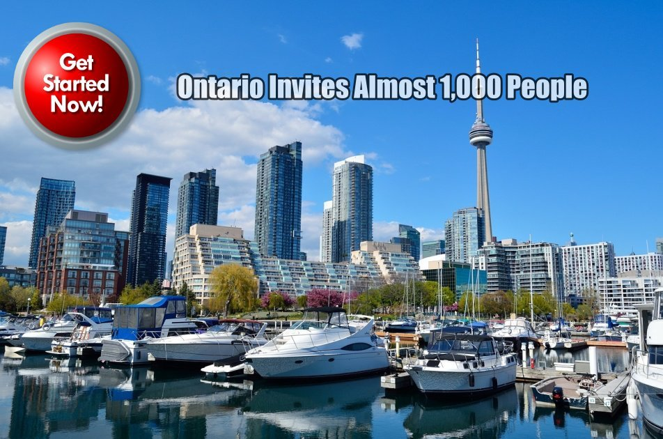 """BREAKING: Ontario Invites Almost 1,000 People in a Huge """"Express Entry"""" Draw: What are you Waiting For?"""