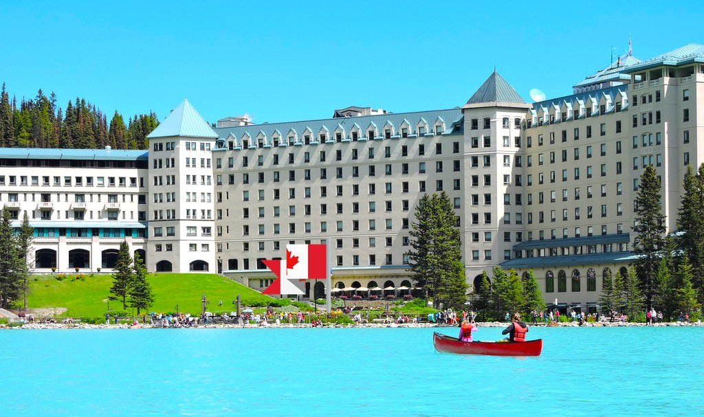 Canada's Top 25 Places to Work (No.1 is Fairmont Hotels & Resorts)