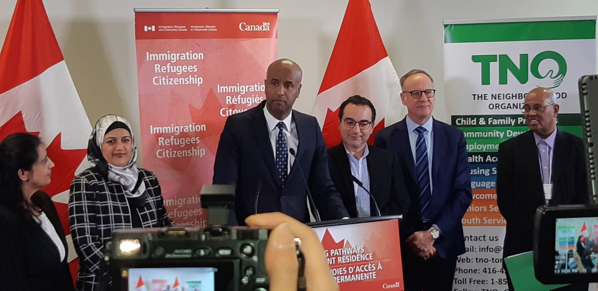 Canada (IRCC) has opened a limitless application window for permanent residence (window closes on June 4, 2019)