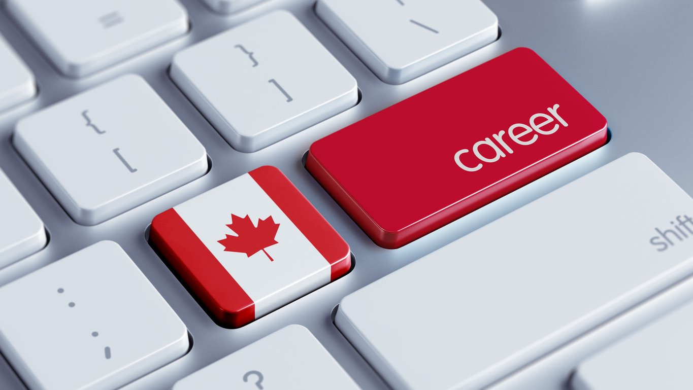 The Private Sector in Canada has a Lot of Job Vacancies (What are you waiting for?)
