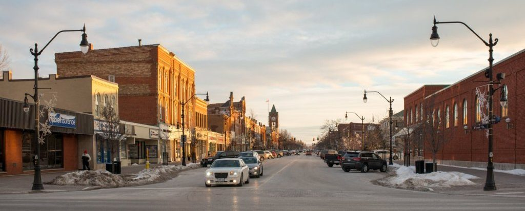 Showing Immigrants Smaller Communities Are A Desirable Place To Live