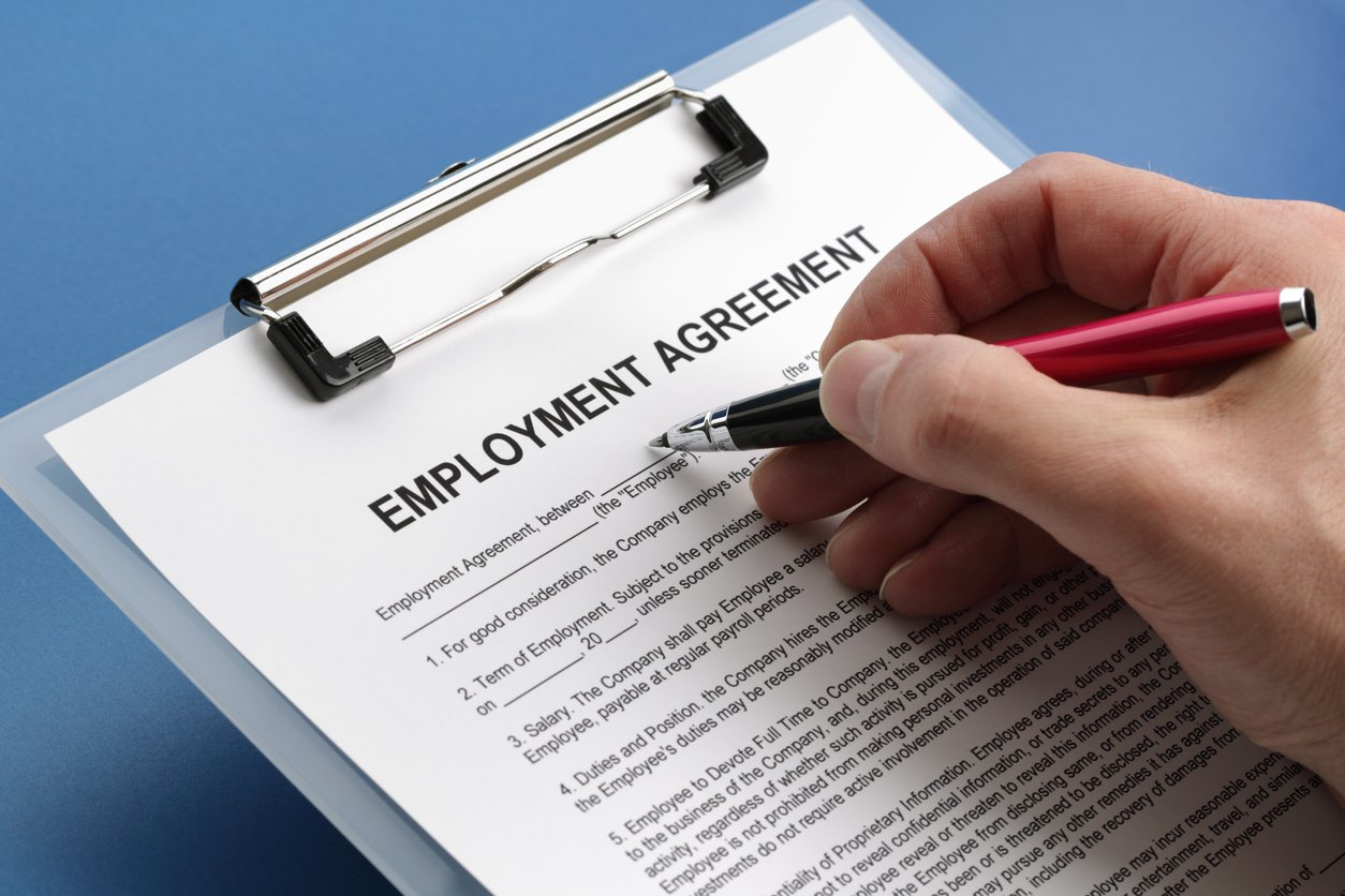 Contract Employment is a great option when you are settling in Canada