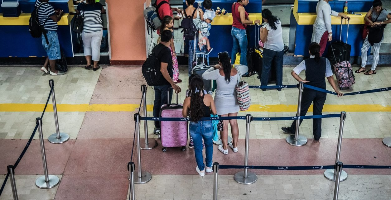 Canada's Records a Low Figure in PR Immigration Levels in July 2020