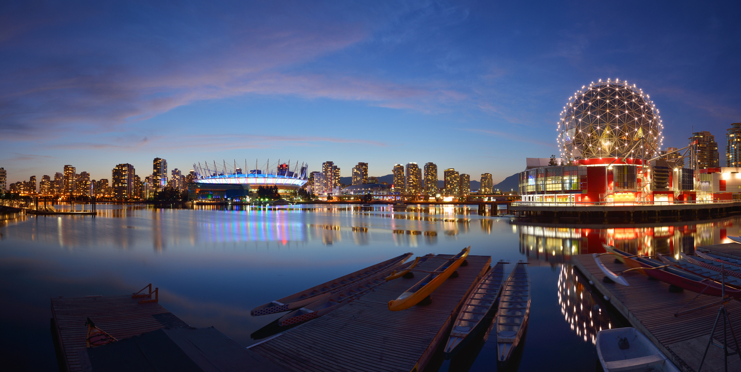 Exploring your Canada Entry Options: British Columbia